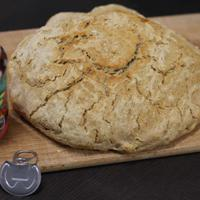 Thumbnail image for the Beer bread recipe.