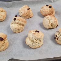 Thumbnail image for the Scones recipe.